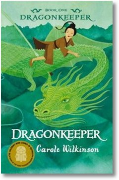 Dragonkeeper book cover