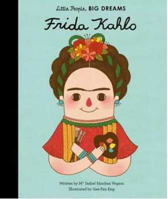 Frida Kahlo cover image...