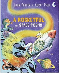A Rocketful of Poems cover image and purchase link