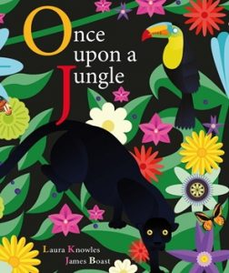 Once upon a Jungle - cover image and web link