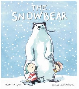 The Snowbear cover image and weblink