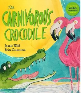 The Carnivorous Crocodile cover image