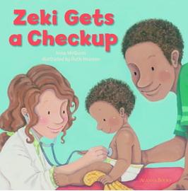 Zeki Gets a Checkup - image and web link