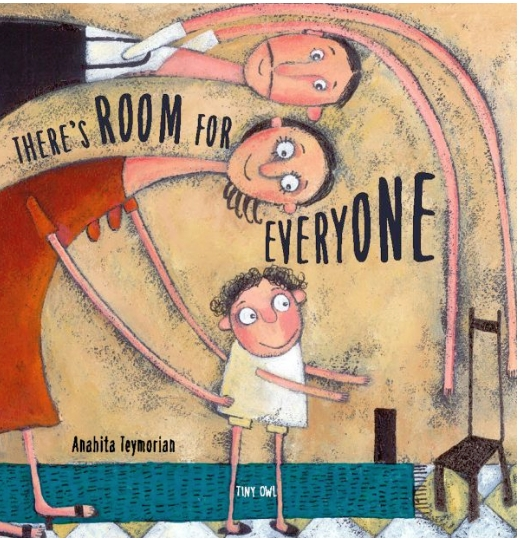 There's room for everyone - cover image and web link